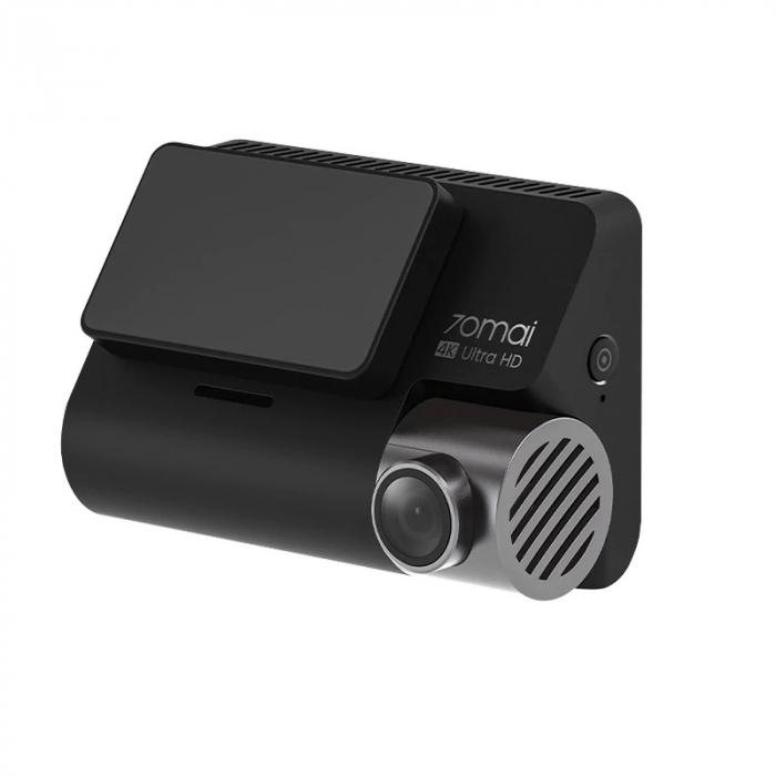 Pachet camera autoDVR Xiaomi 70MAI A800cu camera spate RC06,4K,Sony IMX415, 140°, Super Night Vision, ADAS, GPS, Monitorizare parcare 1