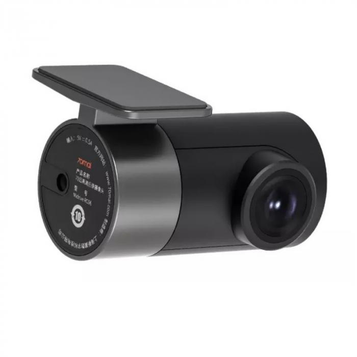 "Pachet camera autoDVR Xiaomi 70MAI A500S Dash Cam Pro Plus cu camera spate RC06,2.7K 1944p, IPS 2.0"", 140 FOV, ADAS, GPS, Night Vision 4"
