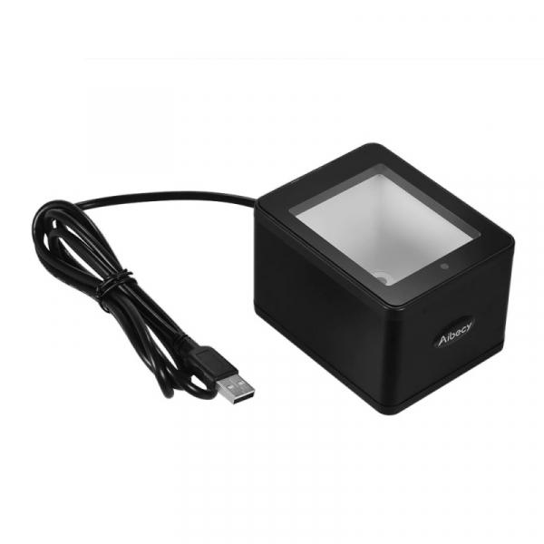 Scanner YHD-9800 cod de bare 1D/2D/QR cu fir 1