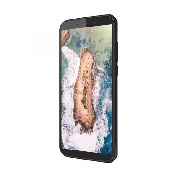 Telefon mobil Blackview BV5500, 3G, IPS 5.5inch, Android 8.1, 2GB RAM, 16GB ROM, MTK6580P QuadCore, 4400mAh, Dual SIM, Waterproof, Negru 2