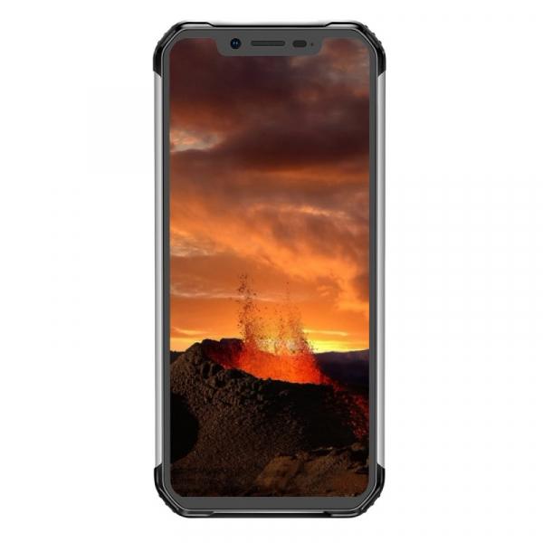 Telefon mobil Blackview BV9600E, 4G, AMOLED 6.21inch, 4GB RAM, 128GB ROM, Android 9.0, Helio P70 OctaCore, Dual SIM, 5580mAh, Gri 1
