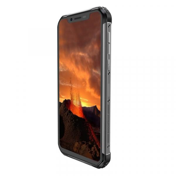 Telefon mobil Blackview BV9600E, 4G, AMOLED 6.21inch, 4GB RAM, 128GB ROM, Android 9.0, Helio P70 OctaCore, Dual SIM, 5580mAh, Gri 3