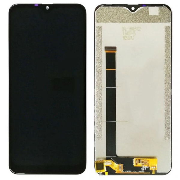 Display OGS original Ulefone Note 7 7P Negru imagine