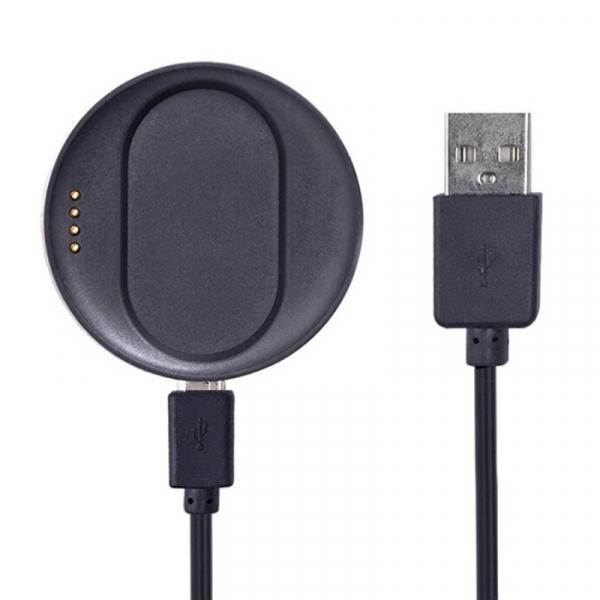 Dock de incarcare original cu cablu USB pentru smartwatch Kospet Prime / Prime SE Negru 0