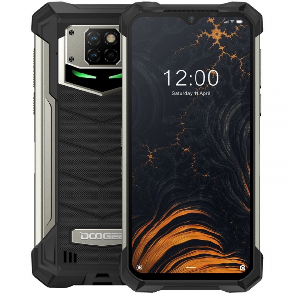 Telefon mobil Doogee S88 Pro 6/128 Negru 0