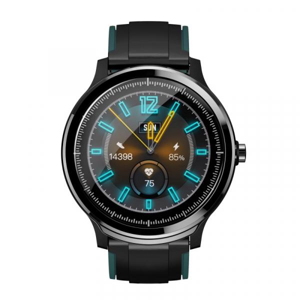Smartwatch Kospet Probe Negru cu bratara de schimb Negru cu Verde 3