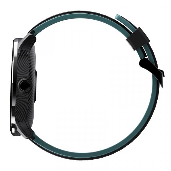 Smartwatch Kospet Probe Negru cu bratara de schimb Negru cu Verde 4