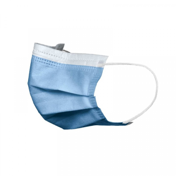 Masca de protectie civila, calitate superioara, 3 straturi, 3 pliuri 1