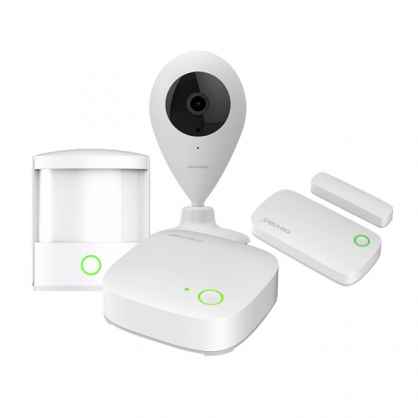 Kit sistem de securitate Orvibo Security Kit imagine 2021