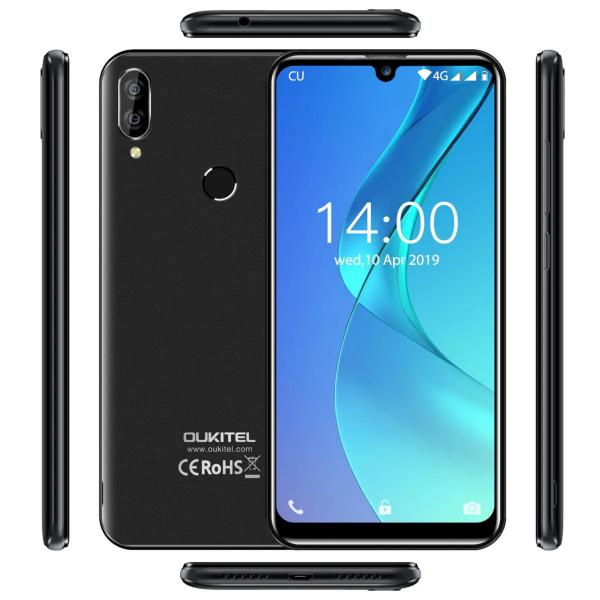 Telefon mobil Oukitel C16 Pro 3