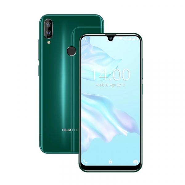 Telefon mobil Oukitel C16 Pro 3/32 verde 0