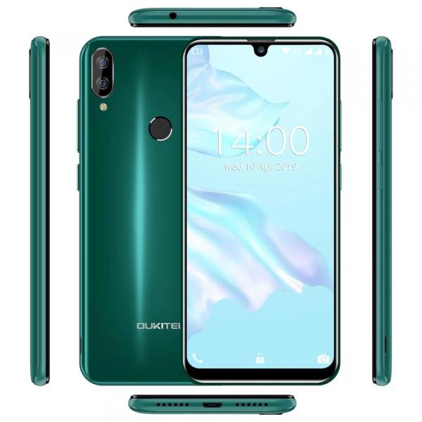 Telefon mobil Oukitel C16 Pro 3/32 verde 2
