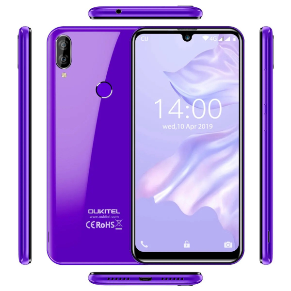 Telefon mobil Oukitel C16 Pro 3/32 mov 3