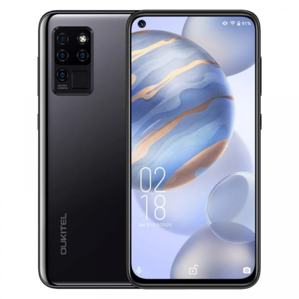 Telefon mobil Oukitel C21 4/64 Negru 0