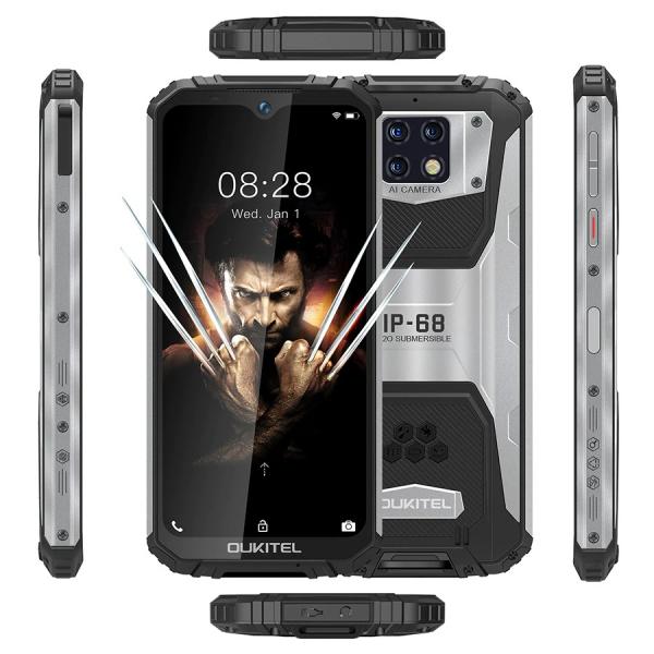 Telefon mobil Oukitel WP6 6/128 negru [1]
