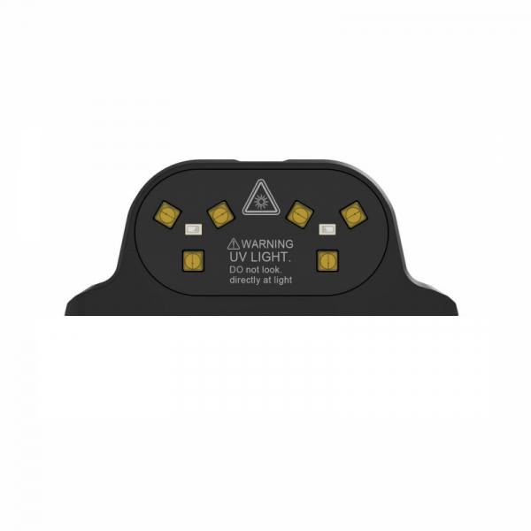 Pachet module pentru Oukitel WP7, Modul Sterilizator UVC cu eficienta 99.99% si Modul Lanterna cu 3 nivele de iluminare si mod SOS 1