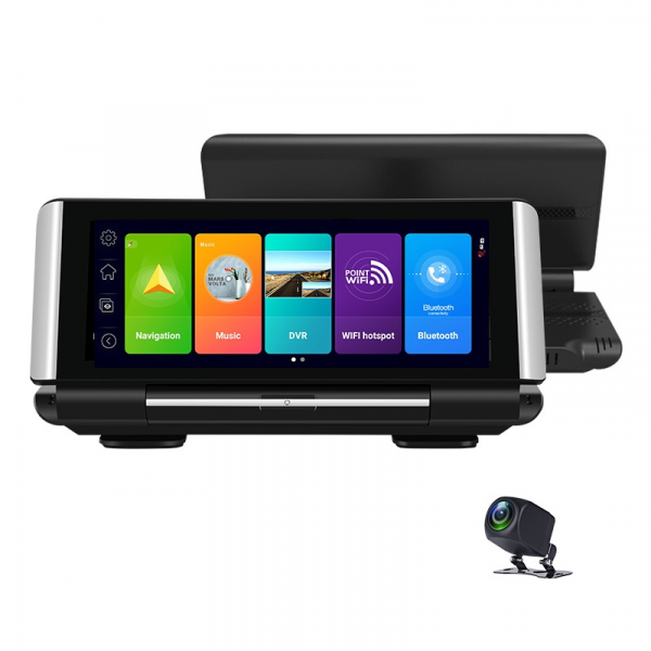 Navigator pentru bord Star K7 DVR FHD, 4G, IPS 7 , 2GB RAM, 16GB ROM, Android 8.1, GPS, ADAS Plus, Wi-Fi, Bluetooth, Camera fata spate imagine