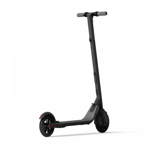 Trotineta electrica pliabila Ninebot Segway Kickscooter ES2, IP54, 300w, 25Km/h, 25Km, Aplicatie mobil, Lumini, Global, Gri 1