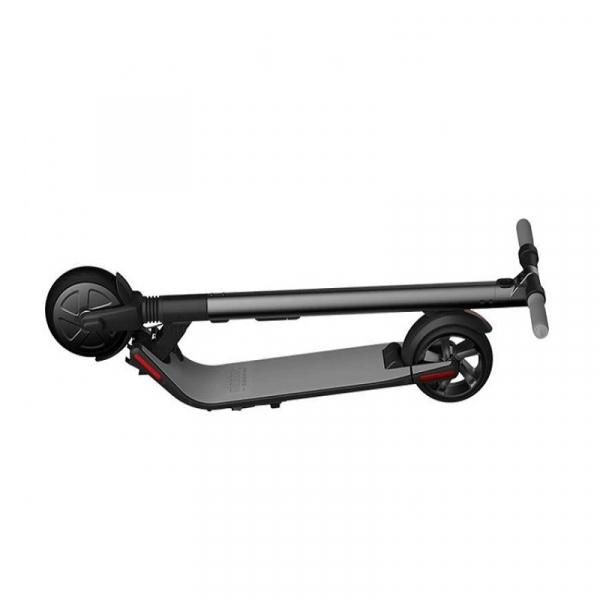 Trotineta electrica pliabila Ninebot Segway Kickscooter ES2, IP54, 300w, 25Km/h, 25Km, Aplicatie mobil, Lumini, Global, Gri 5