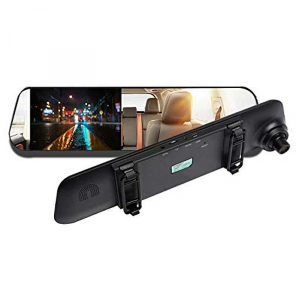 Oglinda retrovizoare dvr STAR Smart Roadwitness imagine