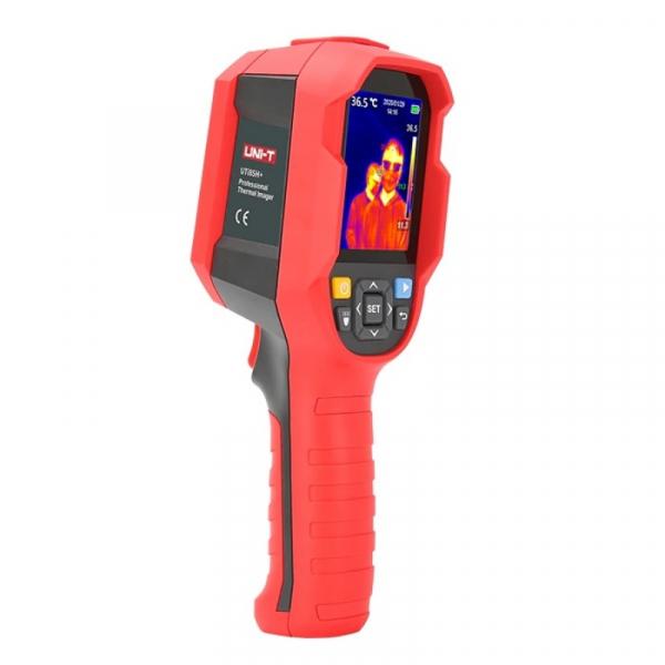 Camera termica profesionala UNI-T UTi85H+, LCD 2.8inch, Senzor UFPA, USB Type-C, Slot memorie, 5000mAh 1