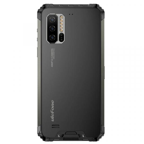 Telefon mobil Ulefone Armor 7E, IPS 6.3inch, 4GB RAM, 128GB ROM, Android 9.0, Helio P90 OctaCore, Incarcare wireless,5500mAh, Dual Sim 2