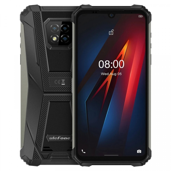 Telefon mobil Ulefone Armor 8 4/64 Negru 0