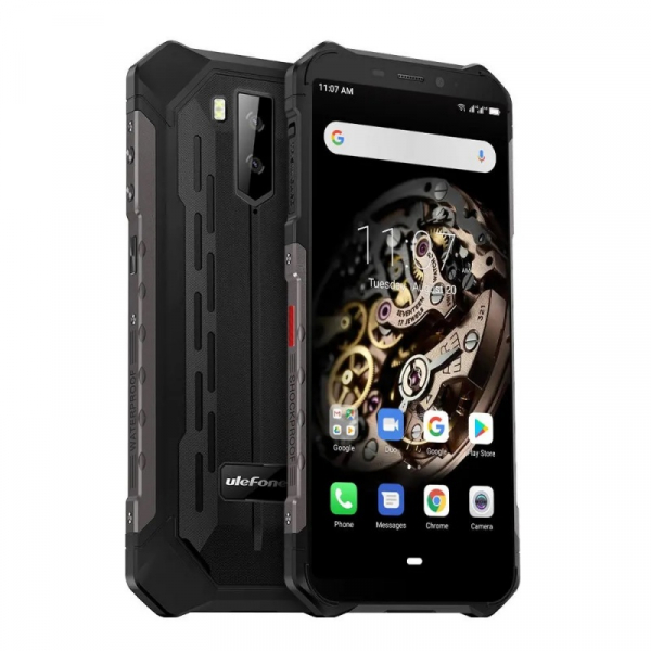 Telefon mobil Ulefone Armor X5 3/32 Android 10.0 Negru 1