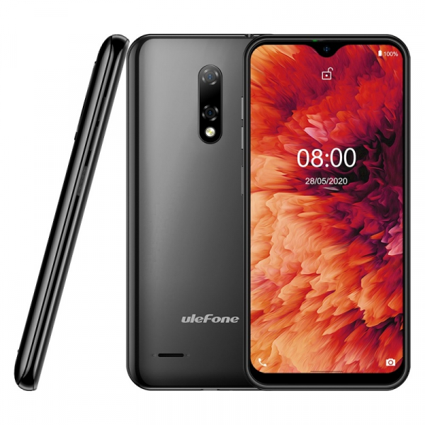 Telefon mobil Ulefone Note 8P 2/16 Negru 3