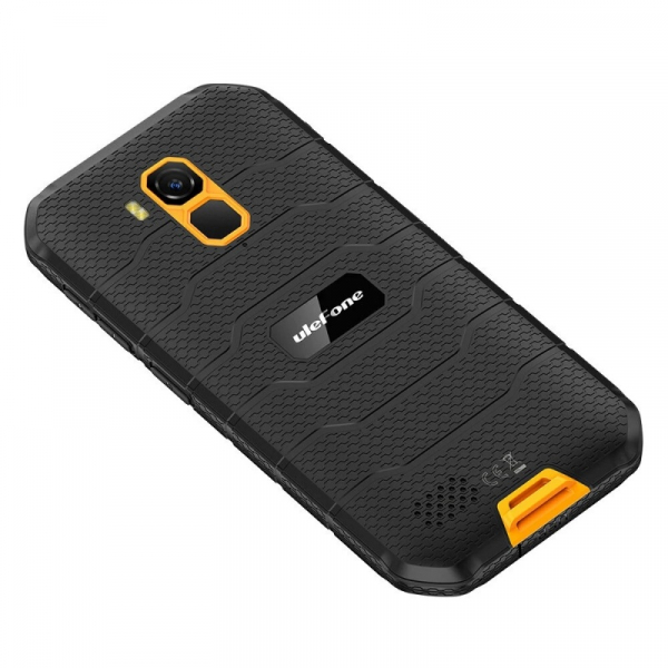 Telefon mobil Ulefone Armor X7, 4G, IPS 5inch, 2GB RAM, 16GB ROM, Android 10, Helio A20 QuadCore, NFC, 4000mAh, Dual SIM, Orange 4