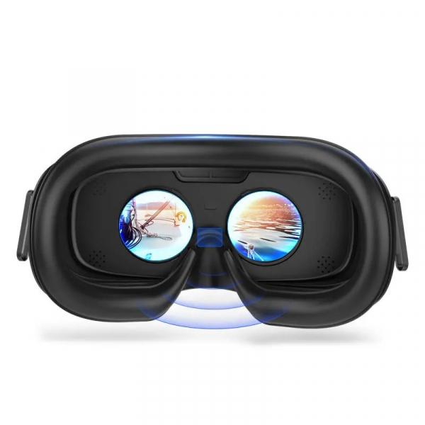 """Ochelari realitate virtuala VR Shinecon AIO5, 6K, 5.5"""", 2GB RAM, 16GB ROM, 1.8GHz QuadCore, Giroscop pe 9 axe, Dual WiFi, 4000mAh, Negru 1"""