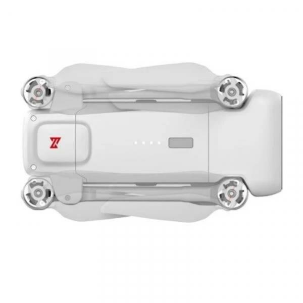 Drona Xiaomi FIMI X8 SE 2020, Camera 4K, 12MP Sony CMOS, Gimbal pe 3 axe, GPS, 35 min timp zbor, Slot memorie, 4500mAh, Alb 4