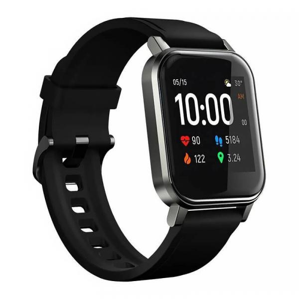 Smartwatch Xiaomi Haylou LS02 Negru 0