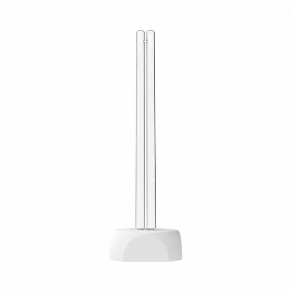 Lampa UV Xiaomi Huayi UV Ozone Sterilization Lamp cu 2 tuburi pentru sterilizare 360° si ozon de 38W Alb 0
