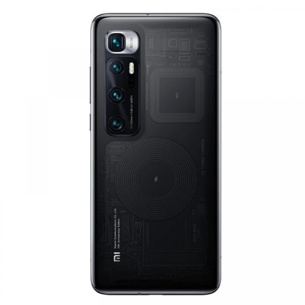 Telefon mobil Xiaomi Mi 10 Ultra 5G 8/256 Transparent 2