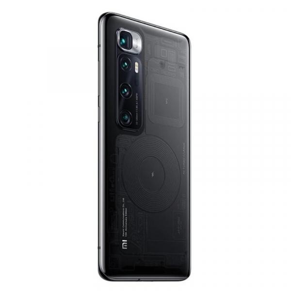 Telefon mobil Xiaomi Mi 10 Ultra 5G 8/256 Transparent 3