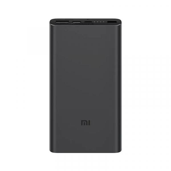 Acumulator extern Xiaomi Mi Power Bank 3 negru 0