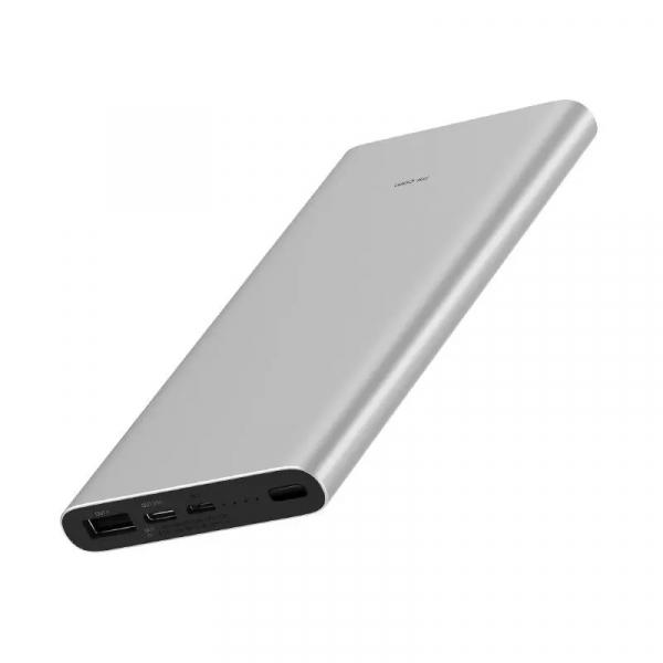 Acumulator extern Xiaomi Mi Power Bank 3 silver 1