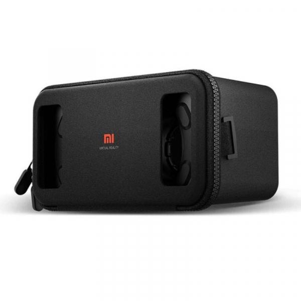 """Ochelari realitate virtuala Xiaomi VR Play V1C binoculari compatibili cu smartphone intre 4.7"""" si 5.7"""", Negru 0"""