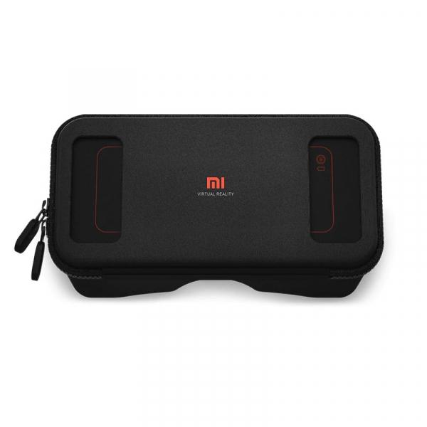 """Ochelari realitate virtuala Xiaomi VR Play V1C binoculari compatibili cu smartphone intre 4.7"""" si 5.7"""", Negru 1"""