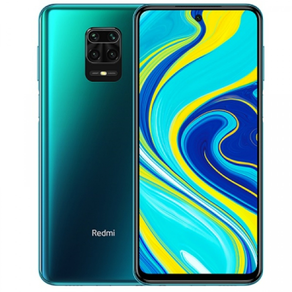 Telefon mobil Xiaomi Redmi Note 9S, 4G, IPS 6.67inch, 6GB RAM, 128GB ROM, Android 10, Snapdragon 720G OctaCore, 5020mAh, Global, Verde imagine