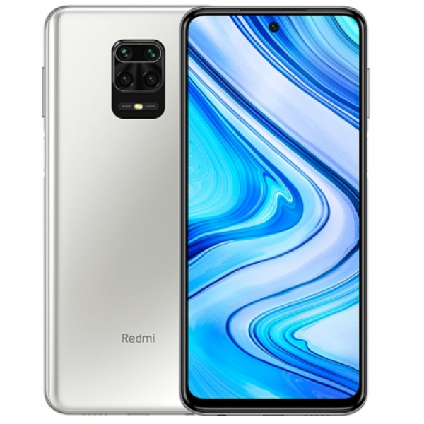Telefon mobil Xiaomi Redmi Note 9S, 4G, IPS 6.67inch, 6GB RAM, 128GB ROM, Android 10, Snapdragon 720G OctaCore, 5020mAh, Global, Alb imagine dualstore.ro 2021