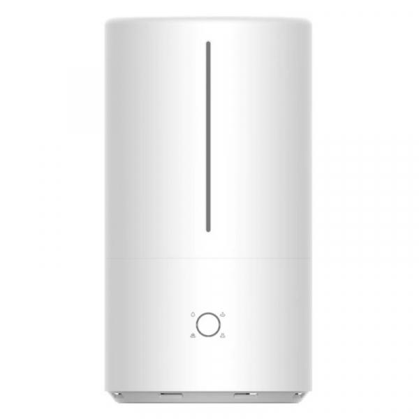 Umidificator de aer cu sterilizator UV-C Xiaomi Mi Smart Antibacterial Humidifier, 4.5L, 300ml/h, Wi-Fi, Alb 1