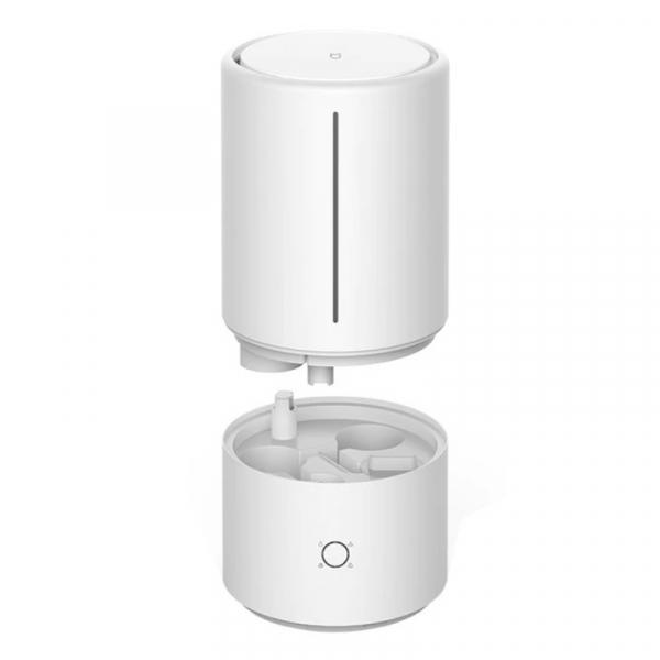 Umidificator de aer cu sterilizator UV-C Xiaomi Mi Smart Antibacterial Humidifier, 4.5L, 300ml/h, Wi-Fi, Alb 3