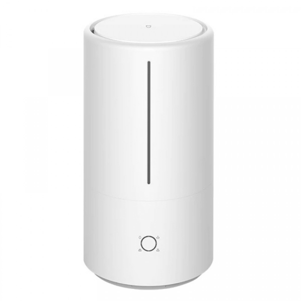 Umidificator de aer cu sterilizator UV-C Xiaomi Mi Smart Antibacterial Humidifier, 4.5L, 300ml h, Wi-Fi, Alb imagine dualstore.ro 2021