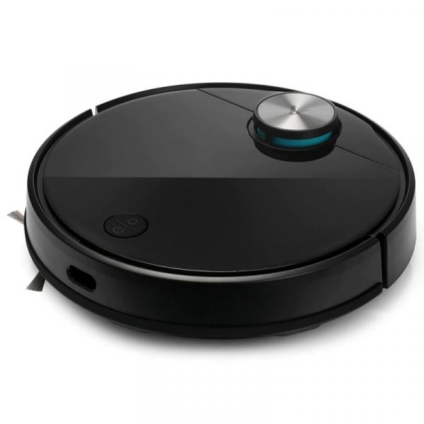Aspirator robot Xiaomi Viomi V3, Wi-Fi, 2600Pa, Filtru HEPA, Functie de sterilizare, Laser LDS, Autonomie 2.5h, 4900mAh, Global, Negru imagine