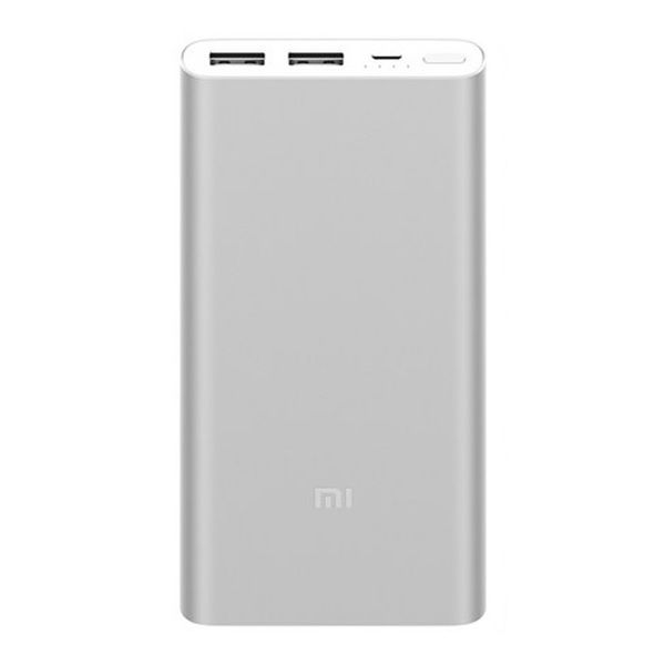 Acumulator extern Xiaomi Mi Power Bank 2S, 10000mAh, Micro-USB, Dual USB, Incarcare rapida, Incarcare la putere mica 3