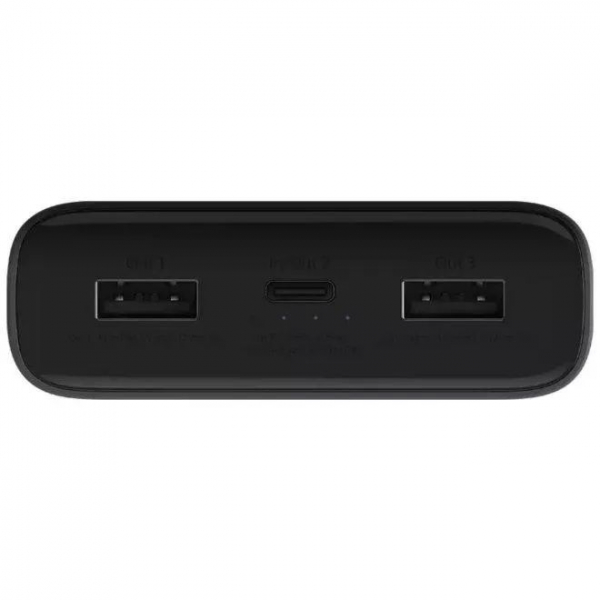 Acumulator extern Xiaomi Mi Power Bank 3 Pro, 20000mAh, USB tip C, Dual USB, Incarcare rapida 45W 2