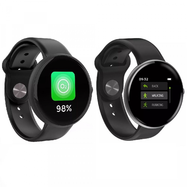 Smartwatch AllCall AC01, LCD TouchScreen 1.3inch, Ritm Cardiac, Fitness Tracker, Bluetooth 4.0, Waterproof IP68, 150 mAh 0