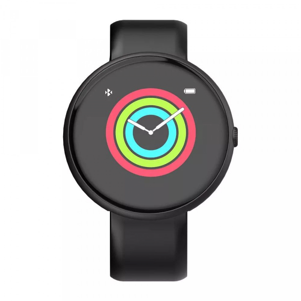 Smartwatch AllCall AC01, LCD TouchScreen 1.3inch, Ritm Cardiac, Fitness Tracker, Bluetooth 4.0, Waterproof IP68, 150 mAh 3